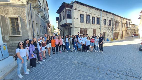 Tarsus Gençlik Kampı Bu Kez Üniversite Öğrecilerini Ağırladı