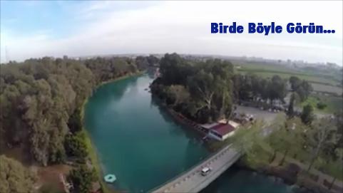 Tarsus Devlet Parkını Birde Böyle Görün!